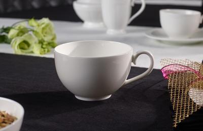 Raňajková šálka 0,40 l White Pearl - 2