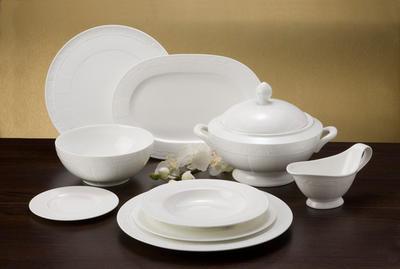 Hlboký tanier 24 cm White Pearl - 2