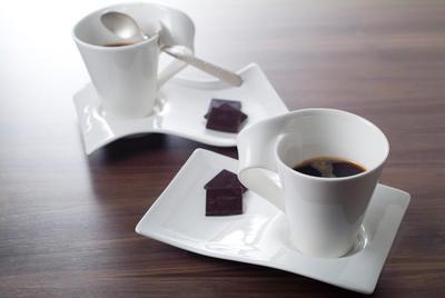 Podšálka, veľká 22 x 17 cm NewWave Caffe - 2