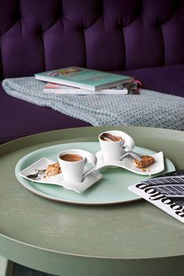 Espresso šálka 0,08 l s podšálkou NewWave Caffe - 2