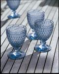 Modrý pohár na vodu Boston coloured - 2/2