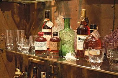 Koktejlový pohár 0,22 l Am. Bar - Straight Bourbon - 2