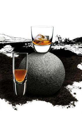 Pohárik 0,13 l American Bar - Straight Bourbon - 2
