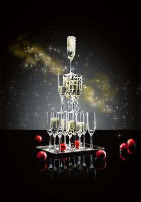 Pohár na šampanské 0,16 l Octavie - 2