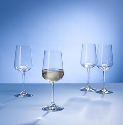 Pohár na biele víno 0,38 l, 4 ks Ovid - 2