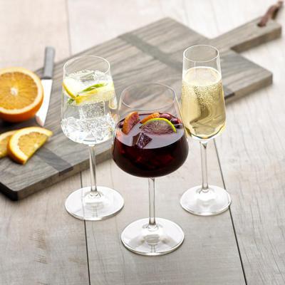 Pohár na šampanské 0,25 l Ovid - 2