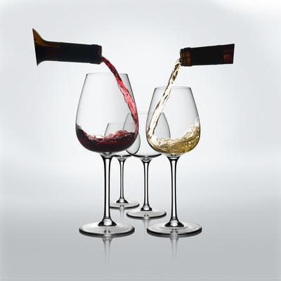 Pohár na červené víno 0,57 l Purismo Wine - 2