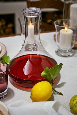 Dekantér na červené víno 1 l Purismo Wine - 2