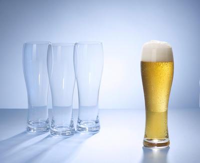 Pohár na pivo Pilsner 0,40 l Purismo Beer - 2