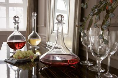 Dekantér na víno Médoc-Connaisseur 1 l Vinobile - 2