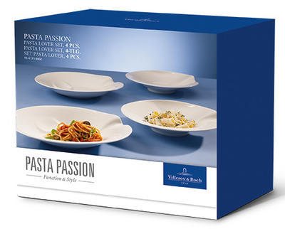 Cestovinová súprava, 4 ks Pasta Passion - 2