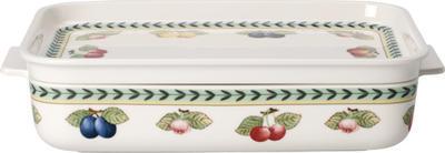 Servírovací tanier / poklop 32 x 22 cm French Gar. - 2