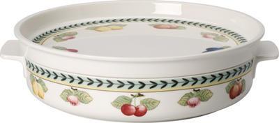 Servírovací tanier / poklop 30 cm French Garden - 2