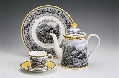 Plytký tanier 27 cm Audun Ferme - 2