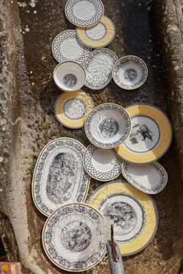 Tanier na chlieb/maslo 16 cm Audun Ferme - 2