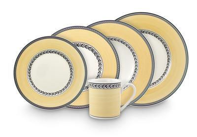 Plytký tanier 27 cm Audun Fleur - 2