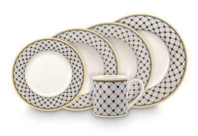 Plytký tanier 27 cm Audun Promenade - 2