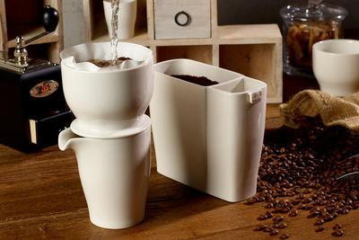 Kávový filter, dvojité steny 12 cm Coffee Passion - 2