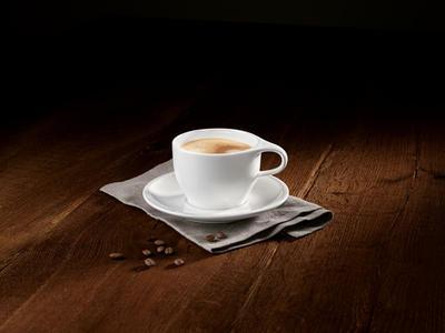 Šálka na bielu kávu s podšálkou 0,35 l Cof. Pass. - 2
