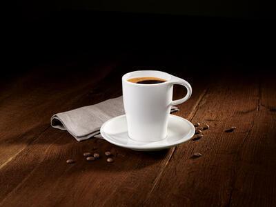 Hrnček na kávu s podšálkou 0,38 l Coffee Passion - 2