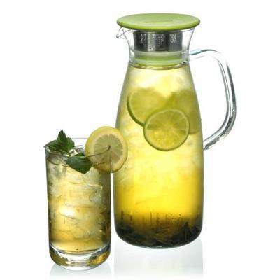 Džbán na ľadový čaj 1,5 l, Mist Lime FORLIFE - 2
