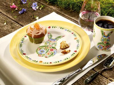 Dezertný tanier, zajac 21,5 cm Spring Awakening - 2