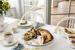 Podnos na tortu 33 cm Spring Awakening - 2/2