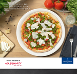Súprava tanierov na pizzu, 2 ks Dune Vapiano - 2/2