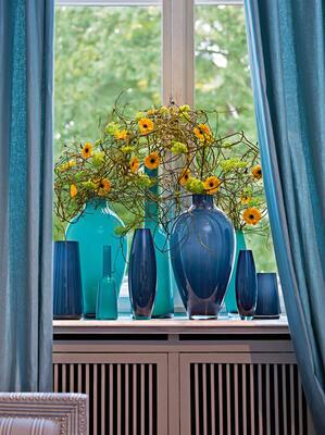 Váza veľká, midnight sky, 34 cm Numa - 2