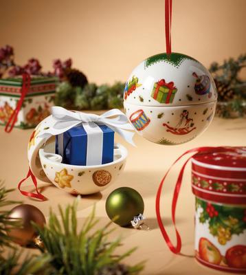 Závesná otvárateľná guľa, hračky My Christmas Tree - 2