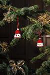 Závesný zvonček 7 cm Toy's Delight Decoration - 2/2
