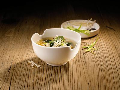 Malá polievková miska s poklopom Soup Passion - 2