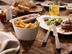 Miska na zemiaky/hranolky, 4 ks BBQ Passion - 2/2