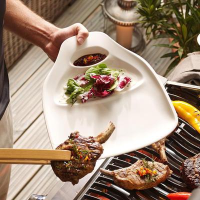 Tanier na steak 30 x 29 cm, 2 ks BBQ Passion - 2