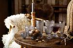 Dymový pohár na biele víno Boston coloured - 2/2