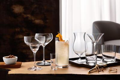 Vysoký pohár 0,34 l, 2 ks Purismo Bar - 2