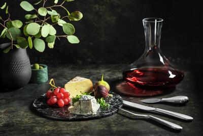 Nôž na tvrdý syr 26,3 cm Kensington fromage - 2