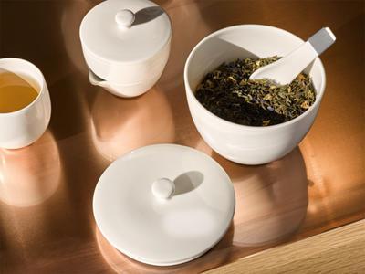 Dóza na čaj 0,70 l s lyžičkou Tea Passion - 2