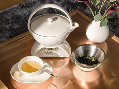 Čajová šálka 0,25 l s podšálkou Tea Passion - 2