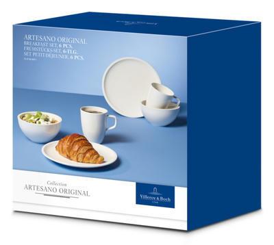 Raňajková súprava, 6 ks Artesano Original - 2
