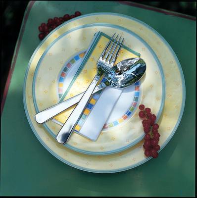 Dezertný tanier 21 cm Twist Alea Limone - 2