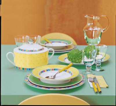 Oválny tanier 41 cm Twist Alea Limone - 2