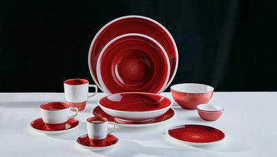Plytký tanier 27 cm Manufacture rouge - 2