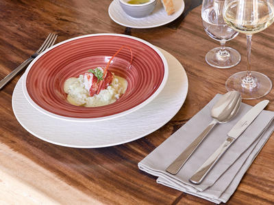 Hlboký tanier 25 cm Manufacture rouge - 2