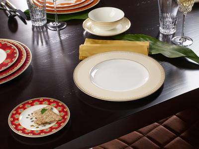 Plytký tanier 27 cm Samarkand - 2