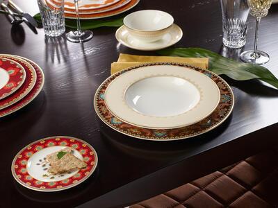 Hlboký tanier 24 cm Samarkand - 2