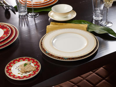 Plytký tanier 27 cm Samarkand Mosaic - 2