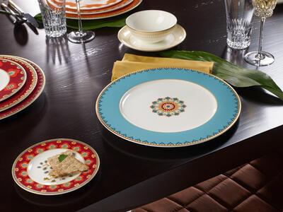 Bufetový tanier 30 cm Samarkand Aquamarin - 2