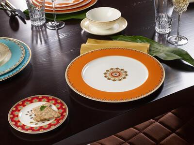 Bufetový tanier 30 cm Samarkand Mandarin - 2