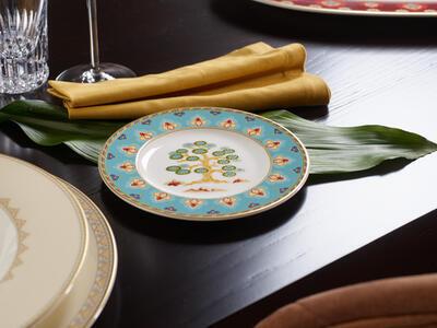 Tanier na chlieb/maslo 16 cm Samarkand Aquamarin - 2